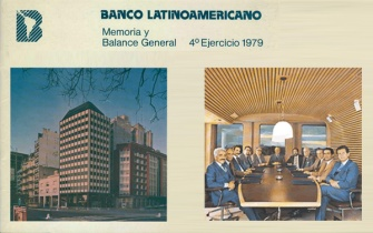 LA CREACION DEL BANCO LATINOAMERICANO DE INVERSION